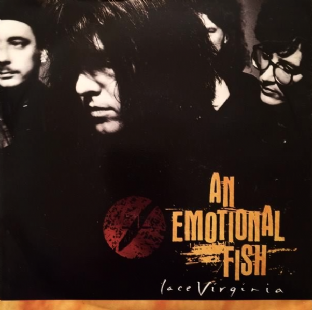 "An Emotional Fish - Lace Virginia (7"") (EX-/VG+)"